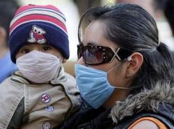 Is Mexican flu a race-specific virus?