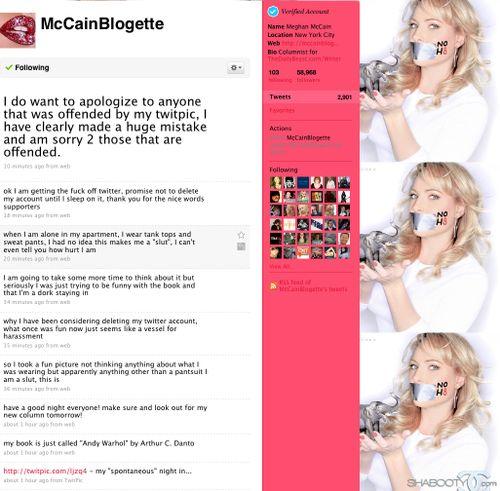 Meghan Mccain Book List: Meghan McCain, Cam Hoo-er