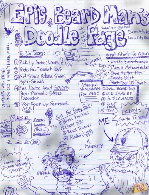 Ebm-doodles