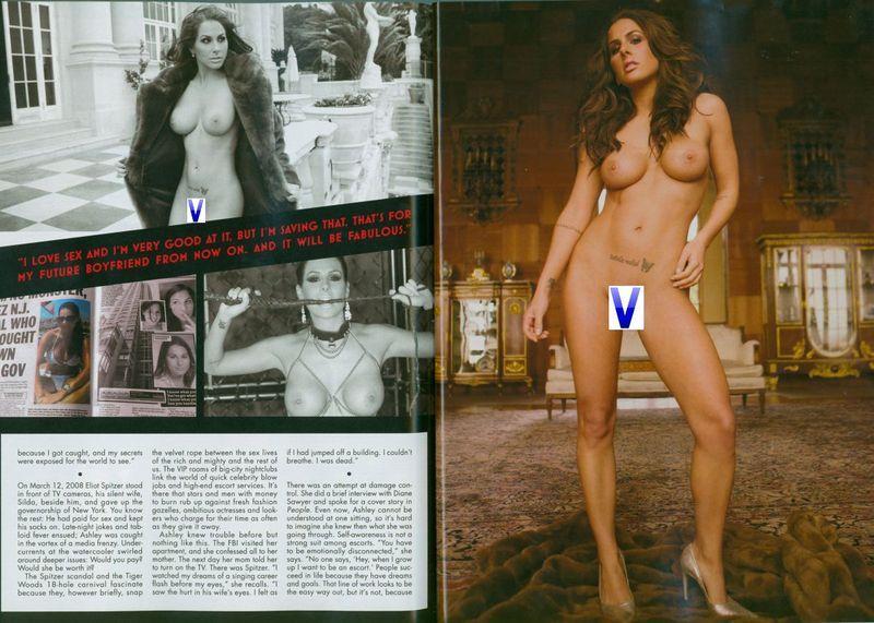 Ashley nackt Dupre Alexandra Haizara X: