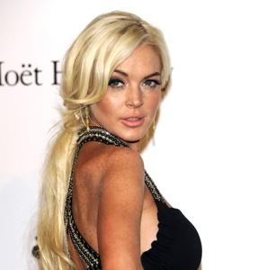 Sexy Naked Lisday Lohan Images