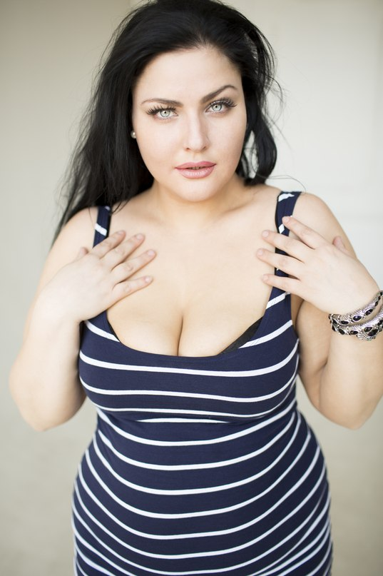 Multiple orgasms and brunet