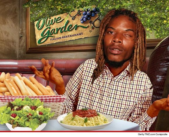 Fetty wap ate at an olive garden skipped out on the bill - What time does the olive garden close ...