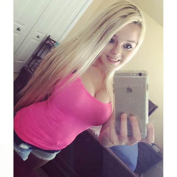 Sexy Teen Blond Porn