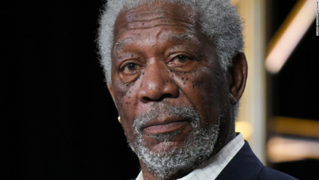 Not Morgan Freeman!