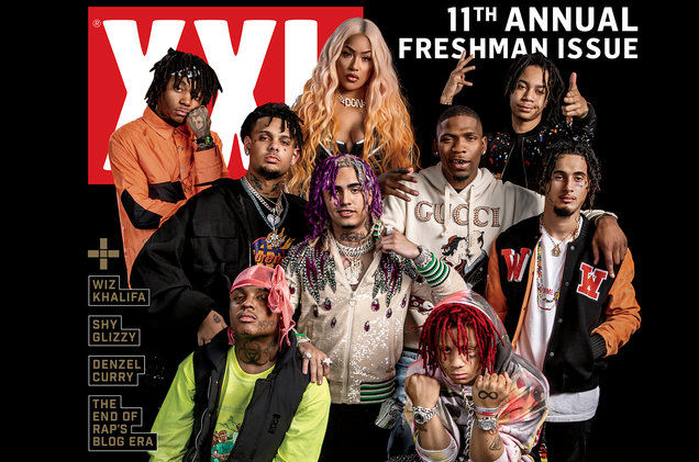 XXL Freshman list snubs all the best young rappers