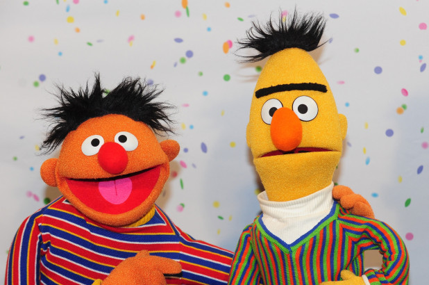 Bert and Ernie are on the DL