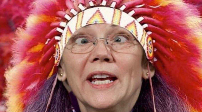 Elizabeth Warren got Indian in her family