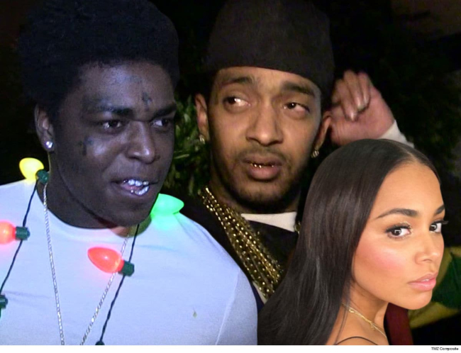 Kodak Black was just being considerate to Lauren London