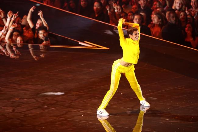 Dancer from Missy Elliott video still sexy