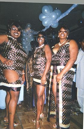 Ghetto Prom Pictures